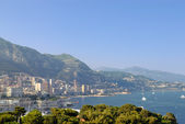 Panorama of Monte Carlo — Stock Photo
