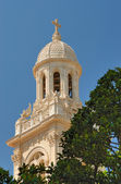Bell tower of Church in Monaco — Stock Photo