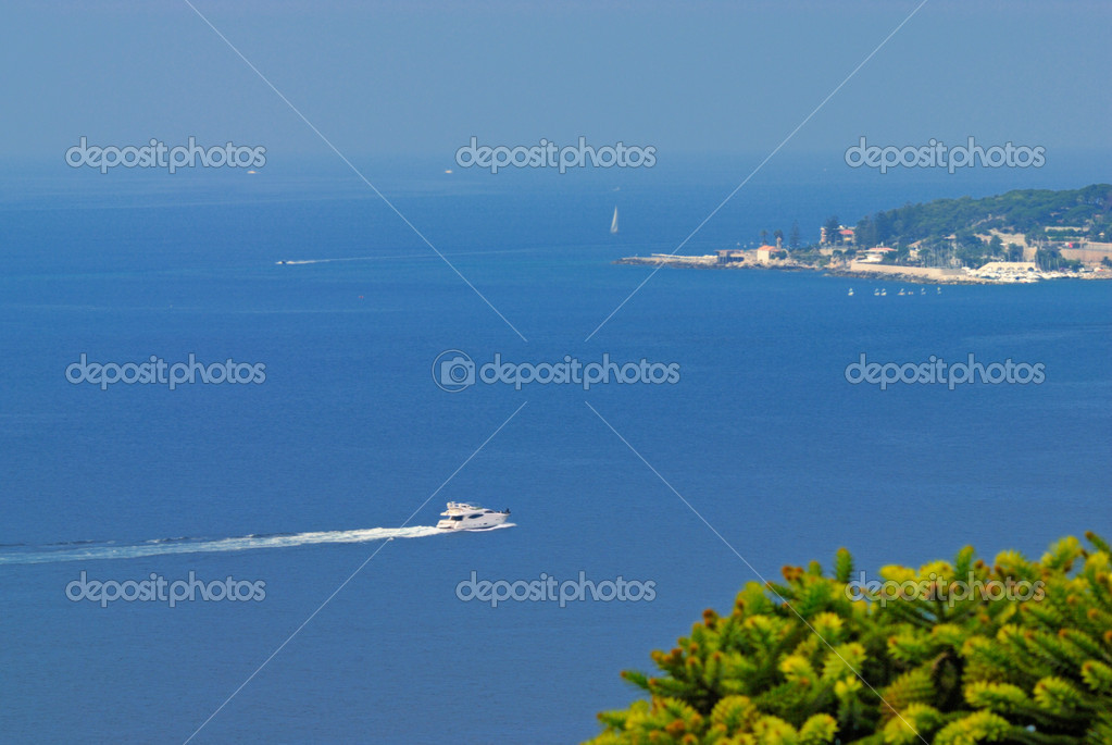 Ligurian sea coast — Stock Photo #1159336