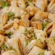 East sweets. Baklava - Stock Photo