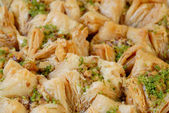 East sweets. Baklava — Stock Photo
