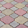 Stock Photo: Pavement tile