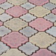 Pavement tile - Stock Photo