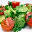 Vegetable salad — Stock Photo #1170653