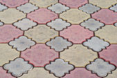 Pavement tile — Stock Photo