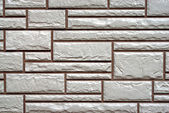 Tiled wall background — Stock Photo