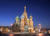 Saint Basil Cathedral — Stockfoto