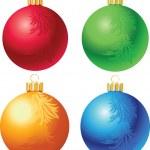 brinquedos de Natal — Vetorial Stock
