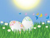 Eggs — Vettoriale Stock
