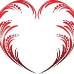 Постер, плакат: Valentines heart