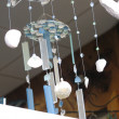 Stock Photo: Wind Chimes