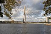 Riga altstadt — Stockfoto