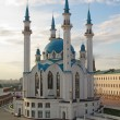 The Kul Sharif mosque, Kazan , Russia — Stock Photo #1143222
