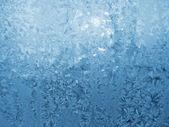 структура мороза — Стоковое фото