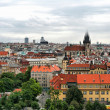 Royalty-Free Stock Photo: View on the Prague