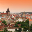 View on the Prague — Stock Photo #1179969