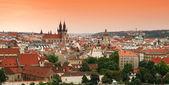 View on the Prague — Stock Photo