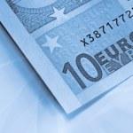 Abstract euro money background — Stock Photo #1217636