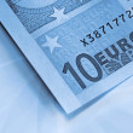 Abstract euro money background — Stock Photo #2598900