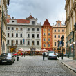 Street of Prague — Stock Photo