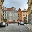 Stock Photo: Street of Prague
