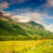 Mountain valley — Stock Photo #1190783