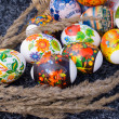 easter eggs — Stock Photo #1217739