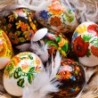 easter eggs — Stock Photo #1218100