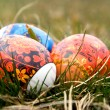 Easter eggs — Stock Photo #1219152