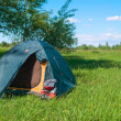Tourist tent — Stock Photo #1268566