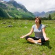 Meditation — Stock Photo #1507144