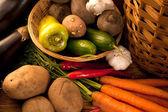 Vegetables — Stock Photo