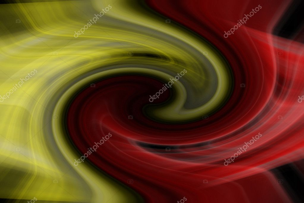 Spinning light abstract composition  Stock Photo #1500169