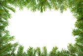 Weihnachten-rahmen — Stockfoto