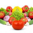 Vegetables — Stock Photo #1635604