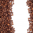 Brown roasted coffee beans — Stock Photo #1705441