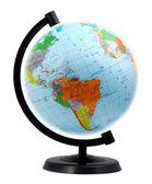 Terrestrische globe — Stockfoto