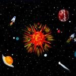 Solar system — Stock Photo #2034205