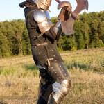 Medieval knight — Stock Photo #2084155