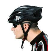 Bicyclist — Stok fotoğraf