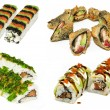 Sushi Plate — Stock Photo #1250949