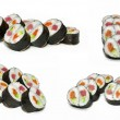 Sushi Plate — Stock Photo #1251261