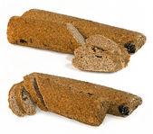 Hogaza de pan blanco — Foto de Stock