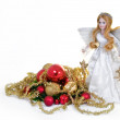 Stock Photo: Christmas Angel