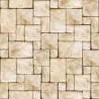 Stock Photo: Stony wall seamless background.