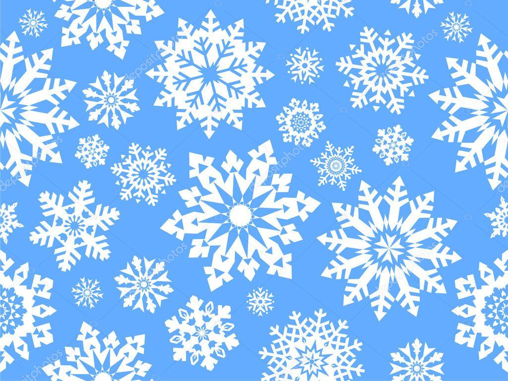 snow vector pattern - photo #5