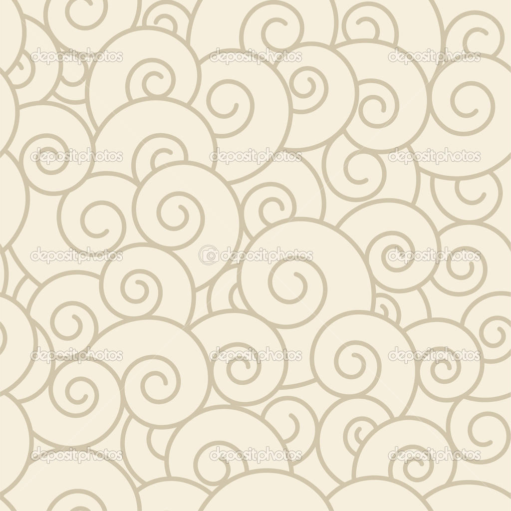Vector pattern for continuous replicate. See more seamless backgrounds in my portfolio.  Stockvektor #1104872