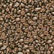 Coffee beans seamless background. — Stock Photo #1110702