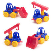 Industrial toys. — Stock Photo