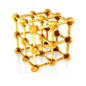 Molecule. — Stock Photo